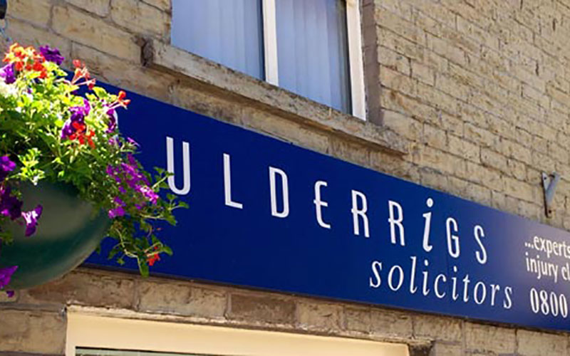 Mulderrigs Personal Injury Solicitors In Rossendale Mulderrigs